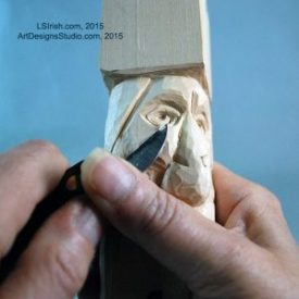 free wood carving projects