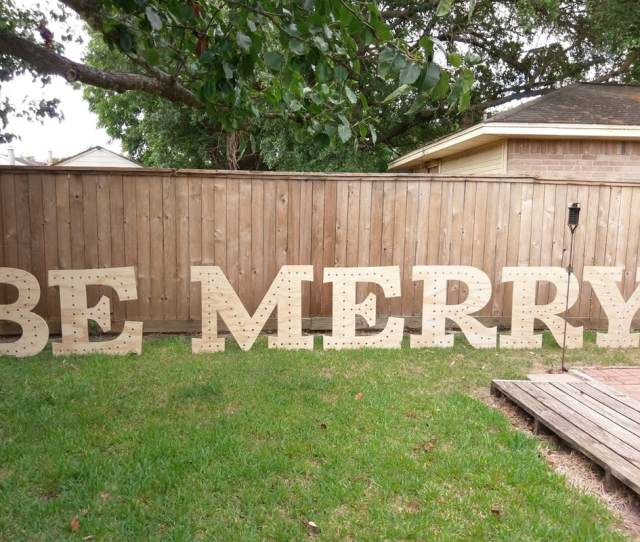 Outdoor Neon Yard Sign Christmas Lights Not Included