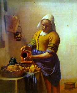 Packet 3 Vermeer  Evergreen Art Discovery