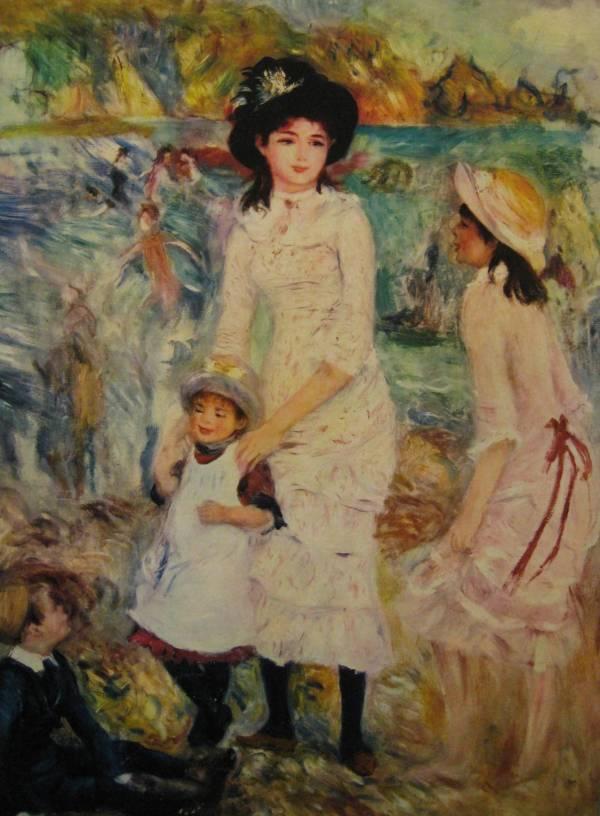 Packet #14. Renoir Evergreen Art Discovery