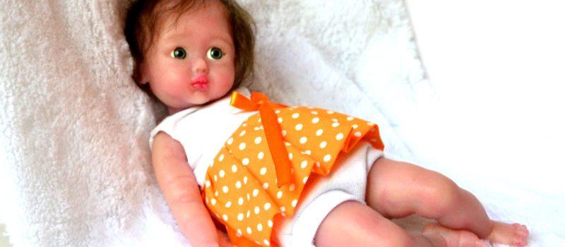силиконовая кукла реборн