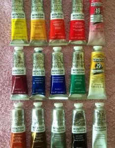 Wn winton oil paint tubes also winsor  newton review artdragon rh wordpress