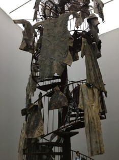 Part of the Walhalla installation at White Cube, photography by Art Drum ©