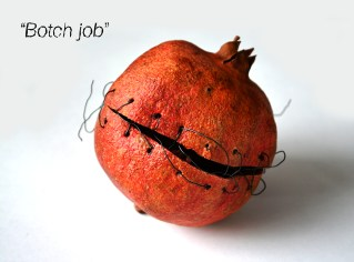 """Botch Job"""