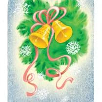 MARRY XMAS! - postcard