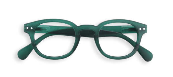 Izipizi C green reading