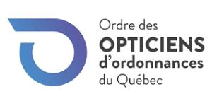 logo ordre des opticiens d'ordonnances du Québec
