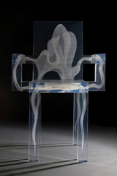 Friday Finds StudioDrifts Ghost Chairs