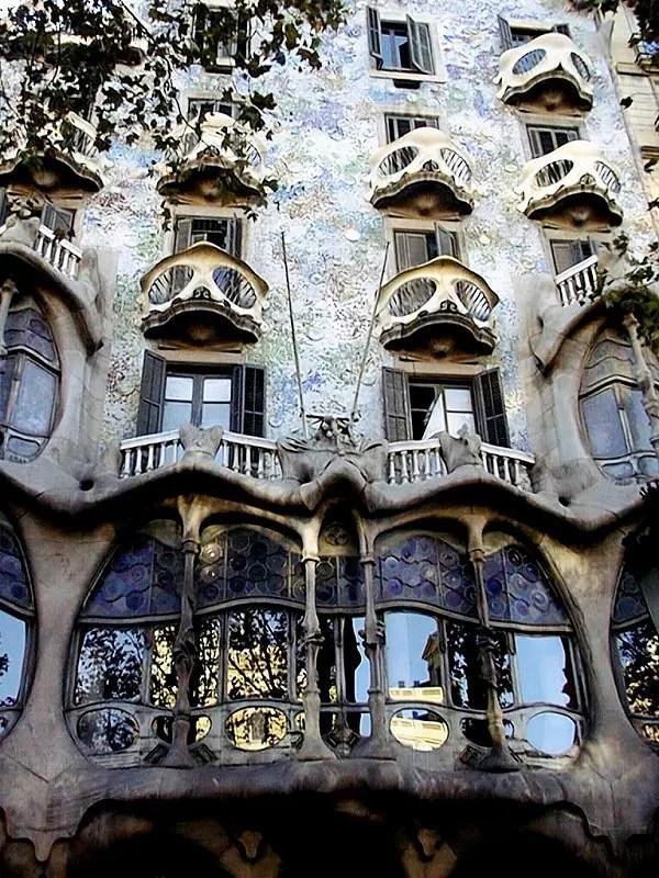 La Casa Batll Gaud  La gua de Historia del Arte