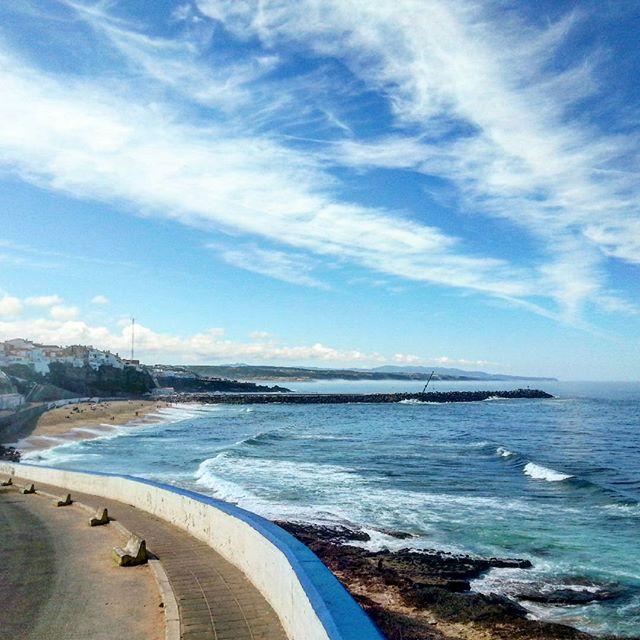 #ericeira #praiadoalgodio #portugal