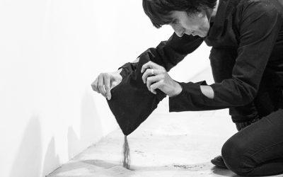 Isabel León en PEPA: Pequeño evento de Performance Art