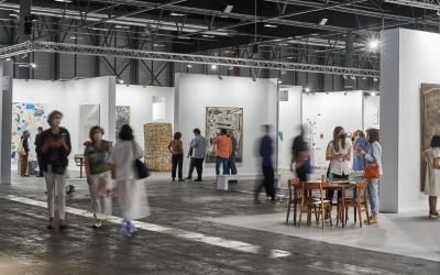 Cinco artistas de Extremadura en ARCO 2021