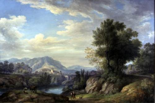 Arte e Arti  articolo  Lartista viandante La pittura di paesaggio nellOttocento lombardo