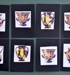 Restore ancient Greek vases [ 843 x 1200 Pixel ]