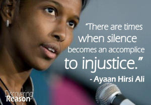 accomplice to injustice