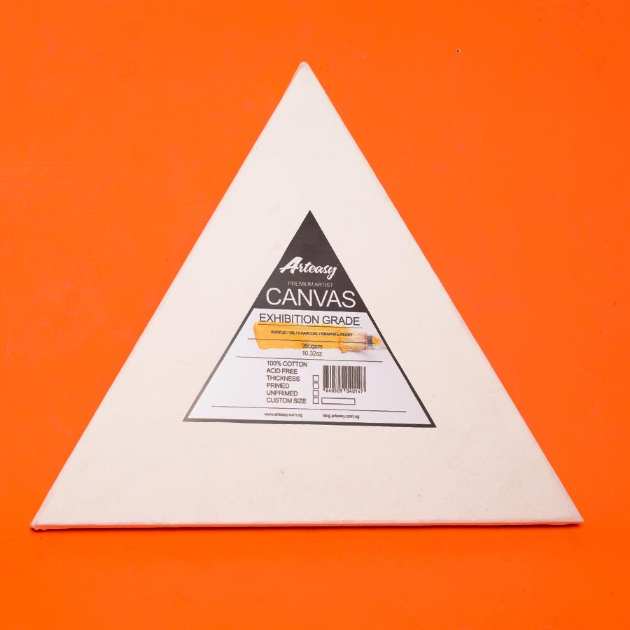 Arteasy Premium Pre-Primed Artist Canvas-3 sides