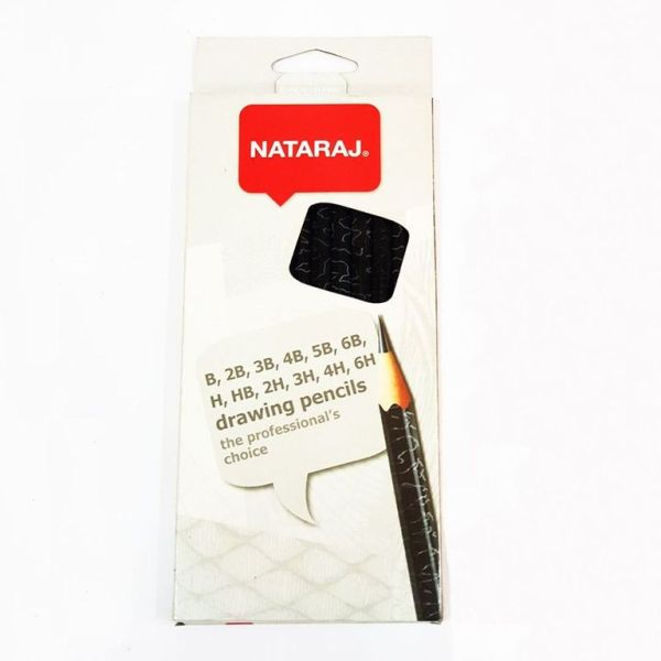 Nataraj pencils set of 12