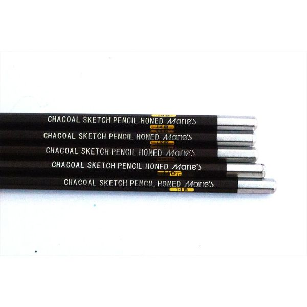 Maries charcoal sketch pencils