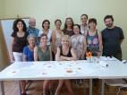 Taller de Ilustración Botánica del 14 al 18 de julio de 2014