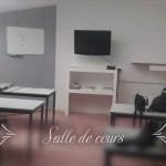 Salle de cours théorie