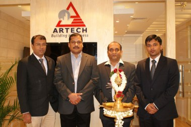 Artech Dubai Office