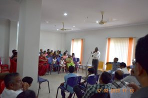 Artech Lake View Hand Over Function