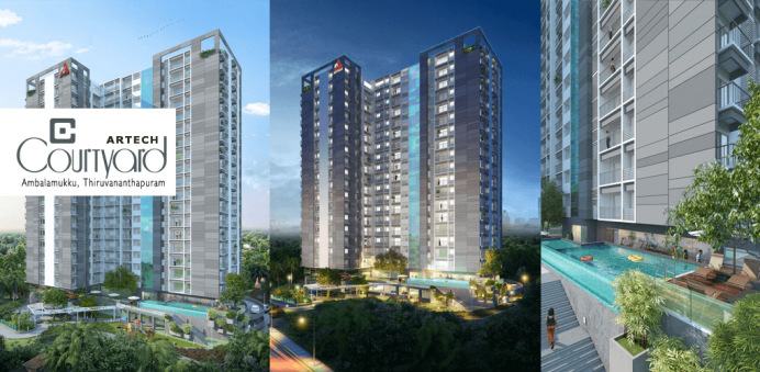 Artech Courtyard Trivandrum