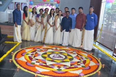 2016 Onam Celebration @ Artech