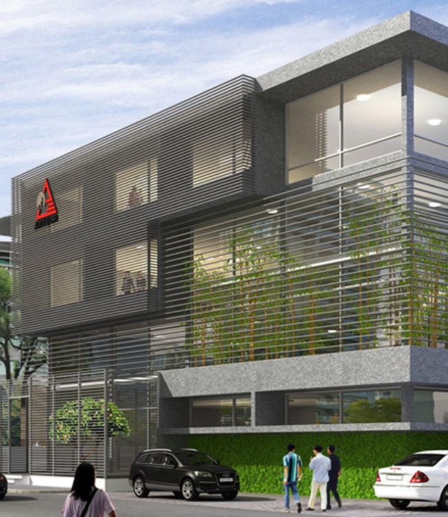 Commercial office spaces in Trivandrum from Artech Realtors   Artech