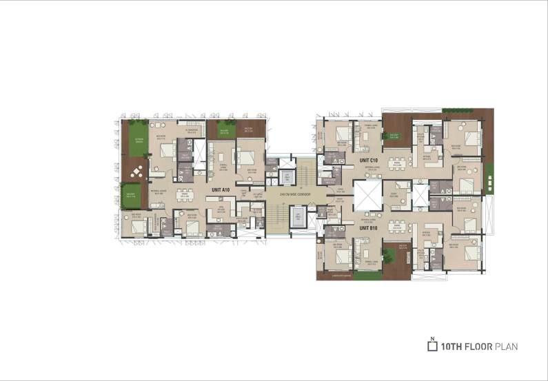 Artech Diamond Enclave Plans-12