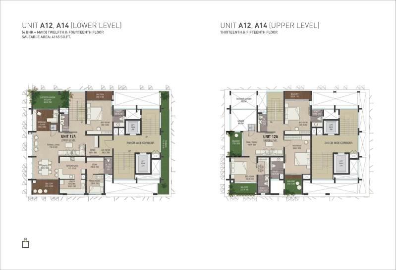 Artech Diamond Enclave Plans-27
