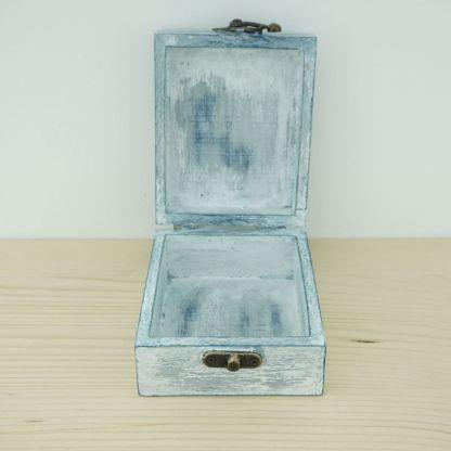 Caja vintage personalizada