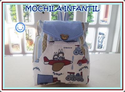 Mochila-infaltil