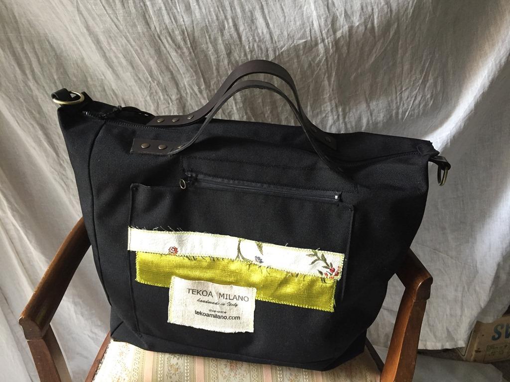 932fd178d Projeto reutilizar: lindas bolsas italianas.   Arte com Tecidos
