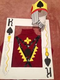 Disfraz Rey de Espadas 1
