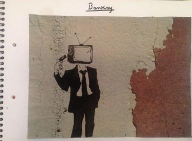 Banksy for kids