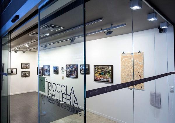 "BELO HORIZONTE 11.03.2107 - CASA FIAT DE CULTURA - Exposição ""Ritratti di Commercianti"" – Daniel Pinho na Piccola Galleria da Casa Fiat de Cultura. Foto Leo Lara/Studio Cerri"
