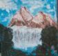 Fôrets et cascades en montagne,2014