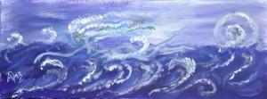 Galatea – Griechische milchspendende Göttin und Göttin des ruhigen Meeres