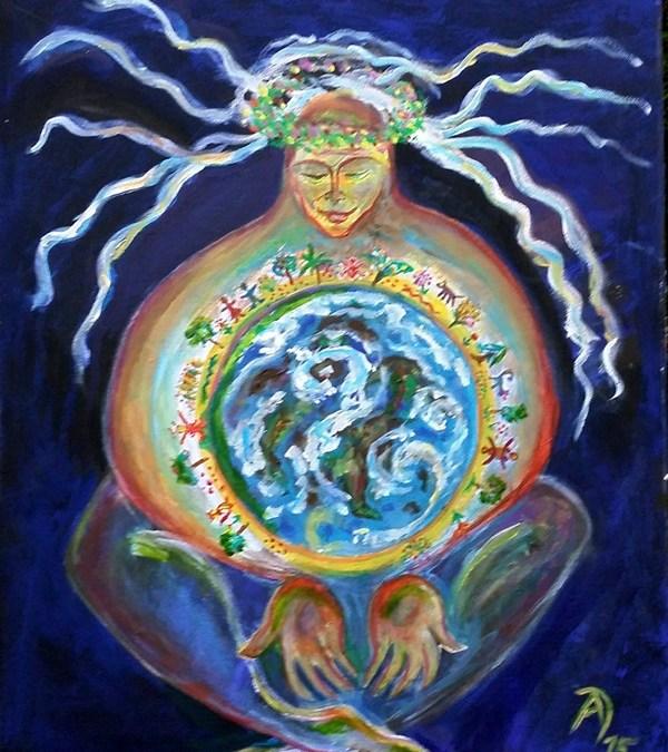 Jord – Skandinavische Erdenmutter, Erdgöttin in der nordischen Mythologie