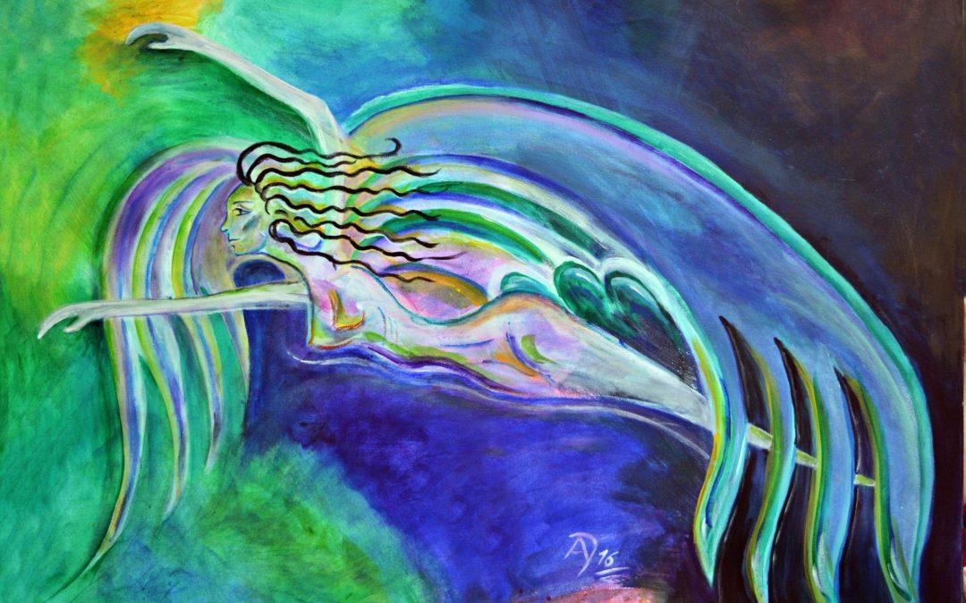 Psyche – Göttin bzw. Personifikation der menschlichen Seele in der griechischen Mythologie