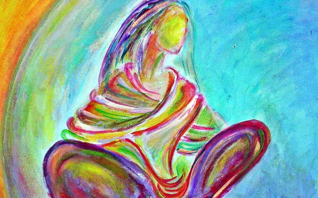Aramati – Indisch-hinduistische Göttin der Andacht, des Gebetes, der Meditation