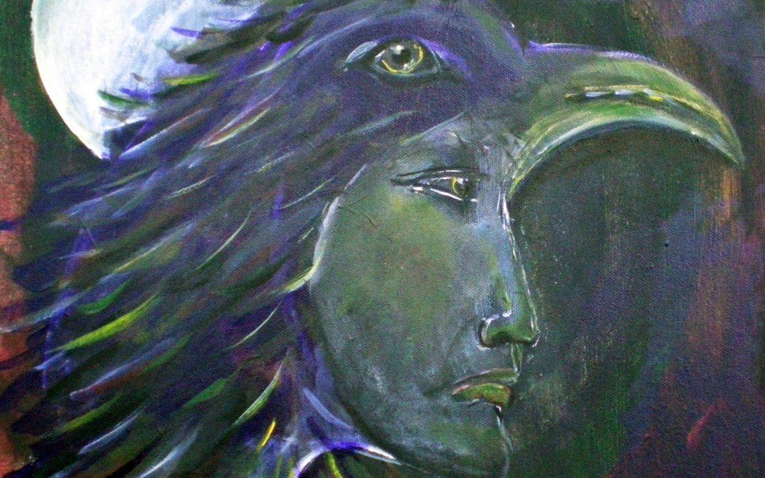 Badb – Keltische Kriegsgöttin der mittelalterlichen irischen Sagenwelt