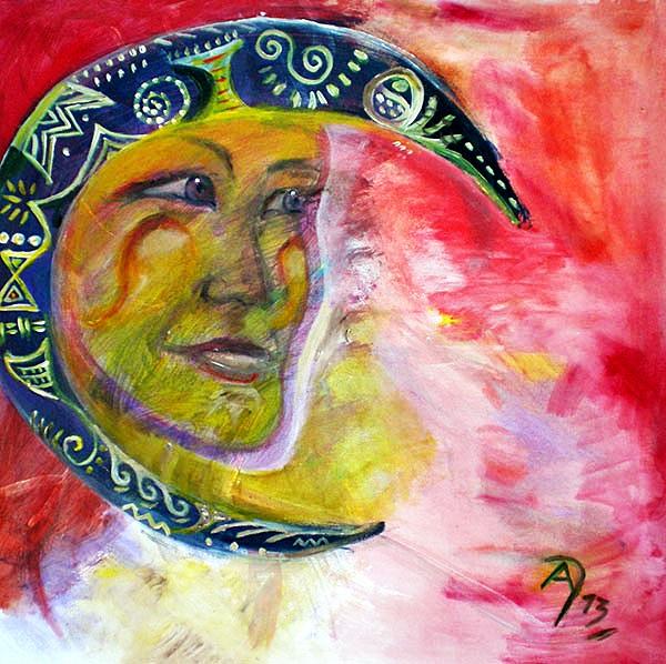 Coyolxauhqui – Göttin des Mondes in der aztekischen Mythologie