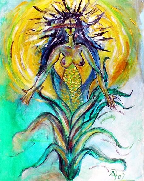 Huraru – lebt im Mais