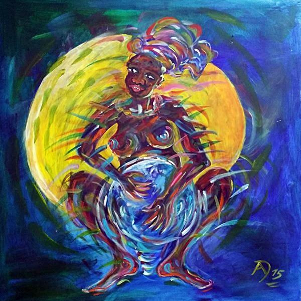 Tenga – Westafrikanische Erdgöttin