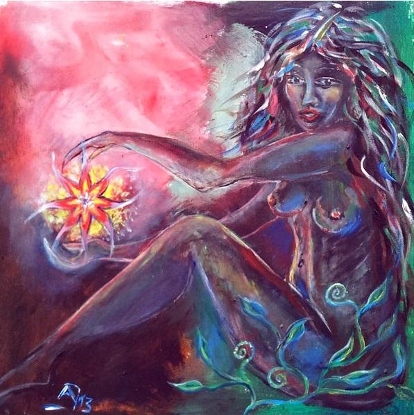 Gula – Akkanisch-babylonische Göttin der Heilung, Schicksals- und Muttergöttin