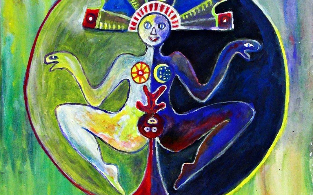 Pachamama – Personifizierte Mutter Erde, Göttin des Lebens bei den Völkern der Anden