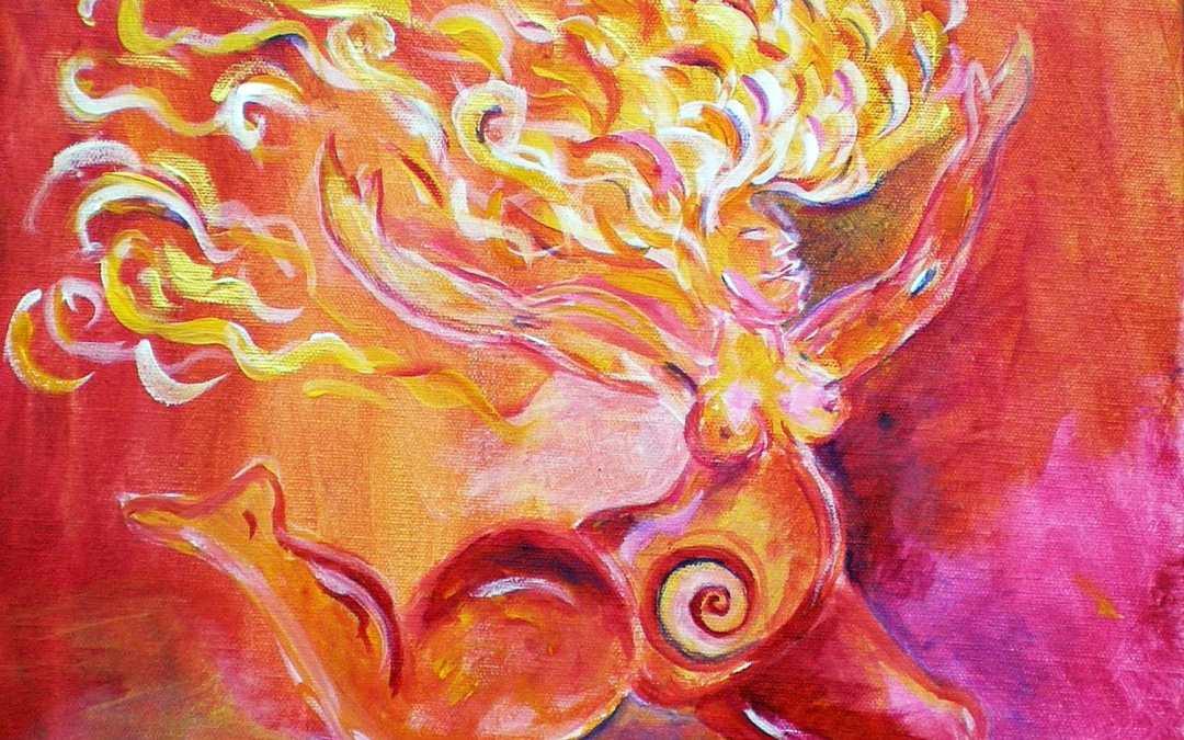 Aaaahh – so viele Göttinnen-Geschichten
