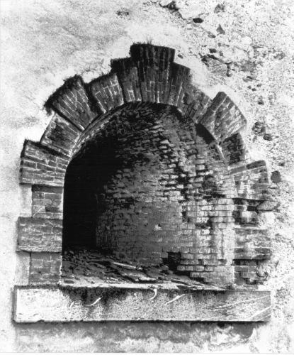 Forte di Vinadio- elaborazione in camera oscura, 1987